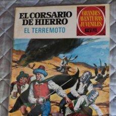 Tebeos: EL CORSARIO DE HIERRO Nº 57 1ª ÉPOCA 1975 BRUGUERA. Lote 296686988