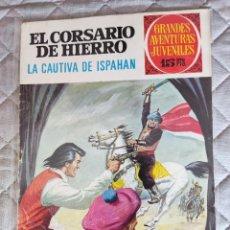 Tebeos: EL CORSARIO DE HIERRO Nº 33 1ª ÉPOCA 1972 BRUGUERA. Lote 296688463