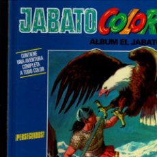 Tebeos: JABATO COLOR. ALBUM EL JABATO Nº 3. ¡ PERSEGUIDOS !. PLANETA DE AGOSTINI, 2010. Lote 296718488
