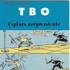 Tebeos: TBO : CAPTURA SORPRENDENTE. Lote 27598968
