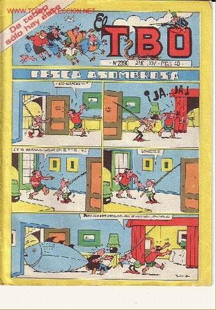 LOTE TBO (Tebeos y Comics - Buigas - TBO)