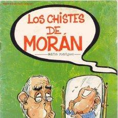 Tebeos: LOS CHISTES DE MORÁN. Lote 25856653