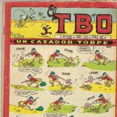 Tebeos: 'TBO', Nº 2455. EDICIONES TBO. 1981.. Lote 3768212
