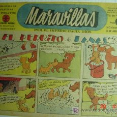 Tebeos: 4349 MARAVILLAS Nº260 AGOSTO AÑO 1944 - MILES DE ARTICULOS EN MI TIENDA COSAS&CURIOSAS. Lote 5242278