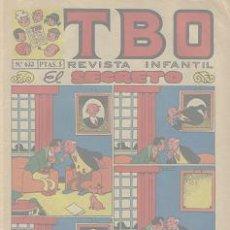 Tebeos: T B O (Nº 633, DE DICIEMBRE 1969). Lote 4273118