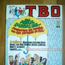 Tebeos: TBO Nº 27 EDICIONES B 1990. Lote 5020830