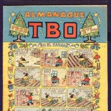 Tebeos: TBO, ALMANAQUE DE 1953. Lote 5155481