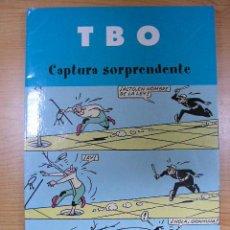 Tebeos: TBO, REEDICION, CONTIENE TRES NUMEROS FAC SIMIL, ED. B, AÑO 2003. Lote 5407138