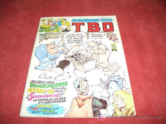 TBO ALMANAQUE 1990 (Tebeos y Comics - Buigas - TBO)
