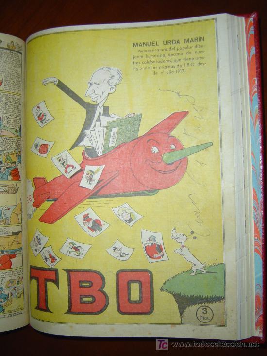 TBO (LOTE 21 NUMEROS Y 9 EXTRAS ) (Tebeos y Comics - Buigas - TBO)