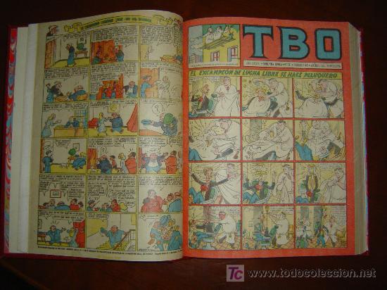 Tebeos: TBO (LOTE 21 Numeros y 9 extras ) - Foto 12 - 8265630