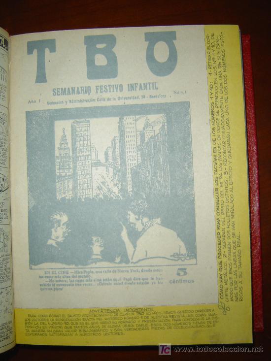 TBO LOTE 15 EXTRAS EN 1 TOMO (Tebeos y Comics - Buigas - TBO)