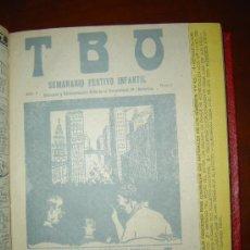 Tebeos: TBO LOTE 15 EXTRAS EN 1 TOMO. Lote 8265637