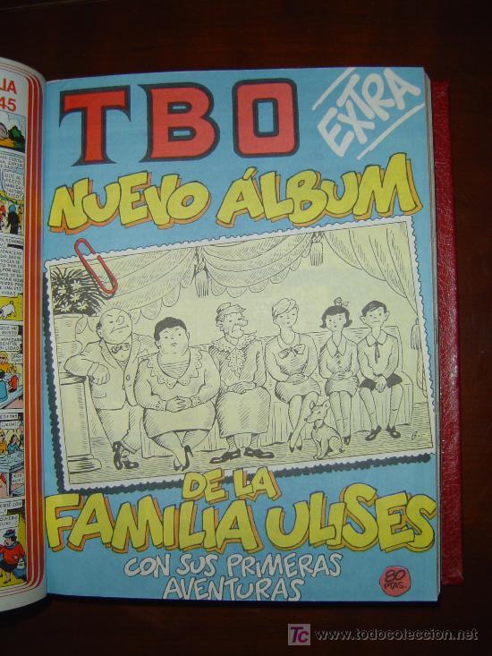 Tebeos: TBO LOTE 15 EXTRAS EN 1 TOMO - Foto 2 - 8265637