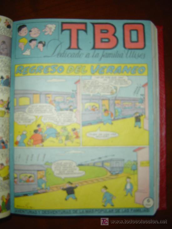 Tebeos: TBO LOTE 15 EXTRAS EN 1 TOMO - Foto 3 - 8265637