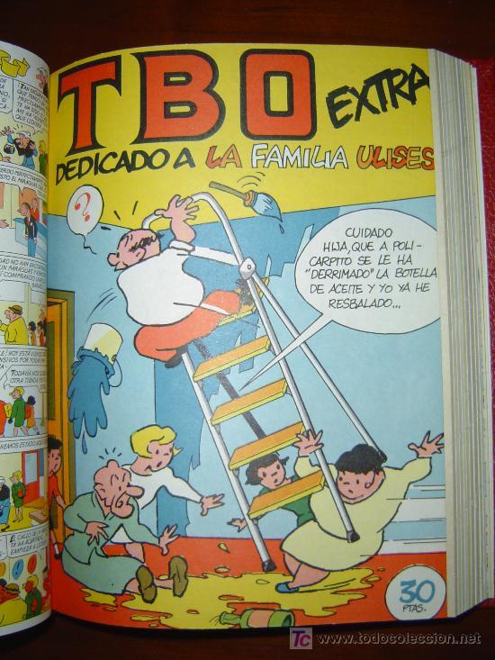 Tebeos: TBO LOTE 15 EXTRAS EN 1 TOMO - Foto 6 - 8265637