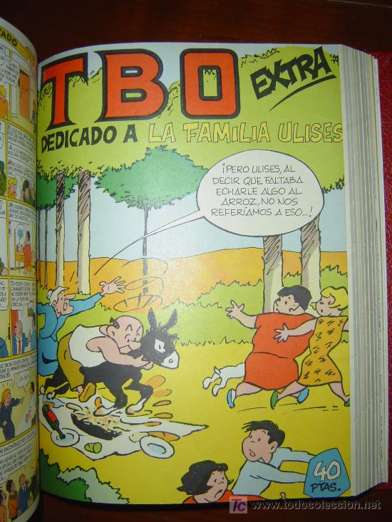 Tebeos: TBO LOTE 15 EXTRAS EN 1 TOMO - Foto 7 - 8265637