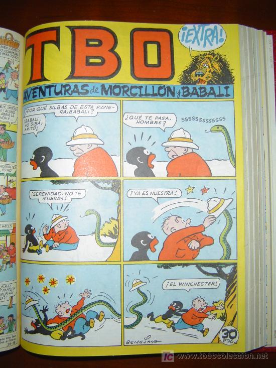 Tebeos: TBO LOTE 15 EXTRAS EN 1 TOMO - Foto 11 - 8265637