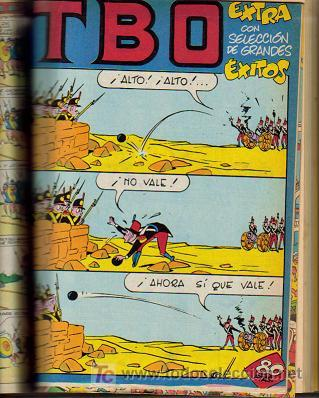 Tebeos: TBO ENCUADERNADO ( BUIGAS ) 1980-1982 - Foto 2 - 26703468