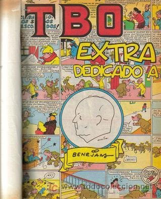 Tebeos: TBO ENCUADERNADO ( BUIGAS ) 1980-1982 - Foto 3 - 26703468
