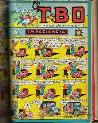 Tebeos: TBO ENCUADERNADO ( BUIGAS ) 1980-1982 - Foto 4 - 26703468
