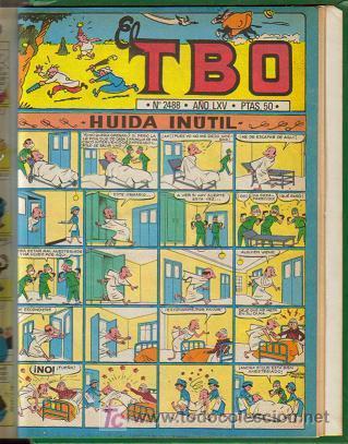 Tebeos: TBO ENCUADERNADO ( BUIGAS ) 1980-1982 - Foto 5 - 26703468
