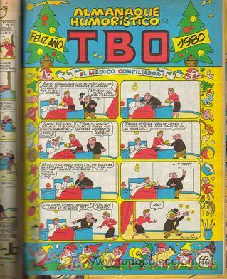 Tebeos: TBO 2000 TOMO ENCUADERNADO ( BUIGAS ) ORIGINAL - Foto 2 - 26703469