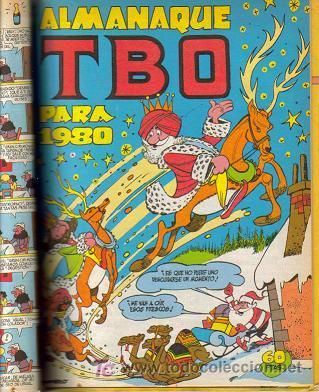 Tebeos: TBO 2000 TOMO ENCUADERNADO ( BUIGAS ) ORIGINAL - Foto 3 - 26703469