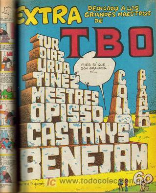 Tebeos: TBO 2000 TOMO ENCUADERNADO ( BUIGAS ) ORIGINAL - Foto 4 - 26703469