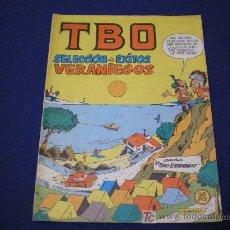 Tebeos: TBO EXTRA SELECCION DE EXITOS VERANIEGOS - EDICIONES TBO(BUIGAS). Lote 6308671