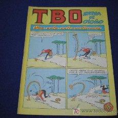 Tebeos: TBO EXTRA DE OTOÑO - EDICIONES TBO(BUIGAS). Lote 6308758