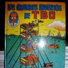 Tebeos: LOS GRANDES INVENTOS DE TBO. Lote 26890451