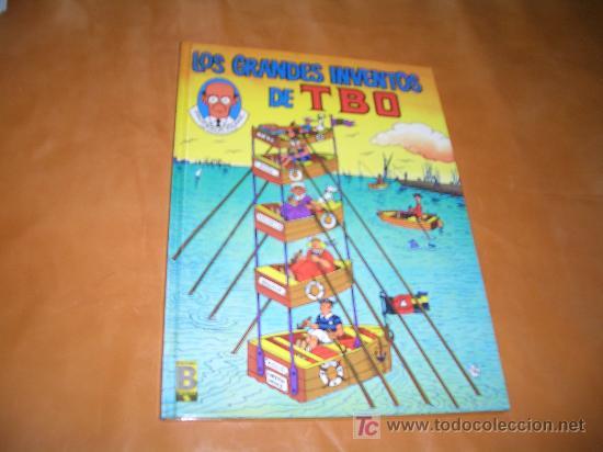LOS GRANDES INVENTOS DEL TBO (Tebeos y Comics - Buigas - TBO)