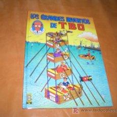 Tebeos: LOS GRANDES INVENTOS DEL TBO. Lote 7147753