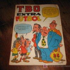 Tebeos: TBO EXTRA FUTBOL 1958. Lote 8030353