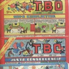 Tebeos: TRES T.B.O. N. 2365 - 2367 - 2369 AÑO LXIV. Lote 23067915