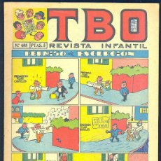 Tebeos: TBO. Nº 688. . Lote 8743411