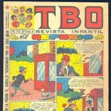 Tebeos: TBO. Nº 712. . Lote 8743439