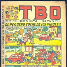Tebeos: TBO. Nº 725. . Lote 8743447
