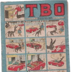 Tebeos: TBO. Nº 135.. Lote 9656403
