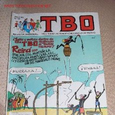 Tebeos: TBO - Nº 63. Lote 17555005
