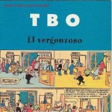 Tebeos: TBO : EL VERGONZOSO. Lote 27598965