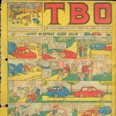 Tebeos: T.B.O. AÑO XXXVIII. SEGUNDA EPOCA. Nº70. PROCEDE DE ENCUADERNACION . Lote 10232277