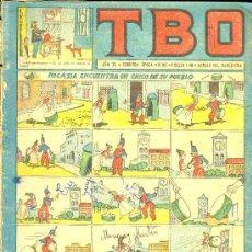 Tebeos: T.B.O. AÑO XL. SEGUNDA EPOCA. Nº102. PROCEDE DE ENCUADERNACION . Lote 10232399