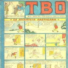 Tebeos: T.B.O. AÑO XL. SEGUNDA EPOCA. Nº108. PROCEDE DE ENCUADERNACION . Lote 10232403