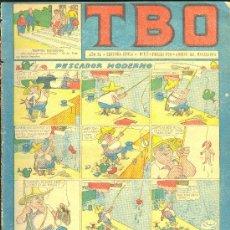 Tebeos: T.B.O. AÑO XL. SEGUNDA EPOCA. Nº117. PROCEDE DE ENCUADERNACION . Lote 10232411