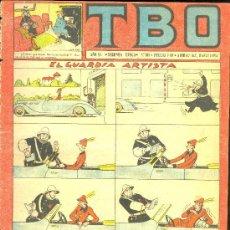 Tebeos: T.B.O. AÑO XL. SEGUNDA EPOCA. Nº101. PROCEDE DE ENCUADERNACION . Lote 10232426