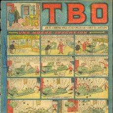 Tebeos: T.B.O. AÑO XL. SEGUNDA EPOCA. Nº105. PROCEDE DE ENCUADERNACION . Lote 10232435
