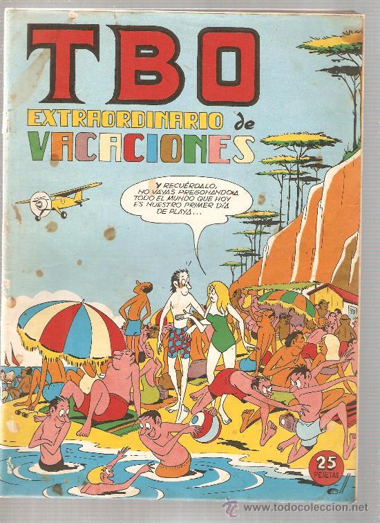 Tebeos: LOTE DE 6 TBO EXTRA : FUTBOL + MAS FUTBOL + CINE + AUTOMOVILISTAS + VACACIONES + NADAL - Foto 4 - 22968183