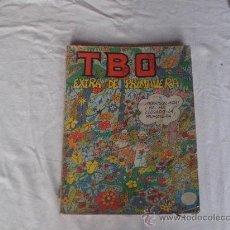 Tebeos: REVISTA JUVENIL - TBO - AÑO 1979. EXTRA DE PRIMAVERA.. Lote 24210385